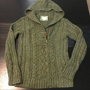 Gap hooded Sweater Pullover size Medium